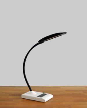 led bureaulamp retro dimbaar & flexibele standaard